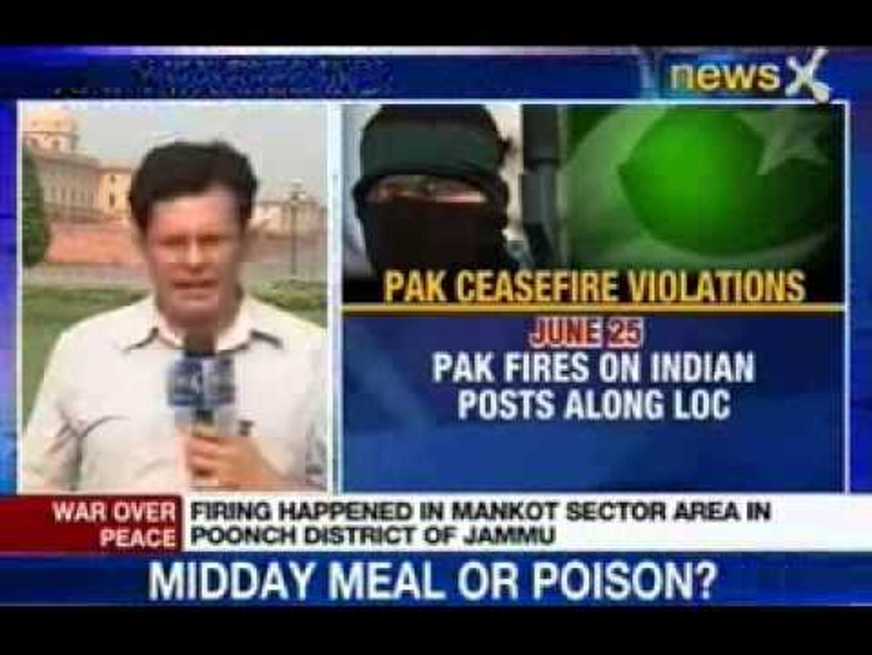 News X: Pakistan betrays India