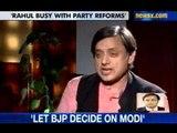 Cover Story with Priya Sahgal: Shashi Tharoor