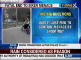 Biker Menace: Cops callousness exposed