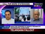 NewsX Debate: What it means for Rayalaseema following creation of Telangana?