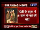 6-year-old dies after falling in school's water tank in Vasant Kunj, Delhi