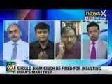 Speak Out India: Do netas really respect the forces or look down on them?