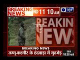 Two militants killed in encounter in Handwara, Jammu and Kashmir