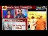 News X: Rajnath Singh calls Uddhav Thackeray about crowning of Narendra Modi
