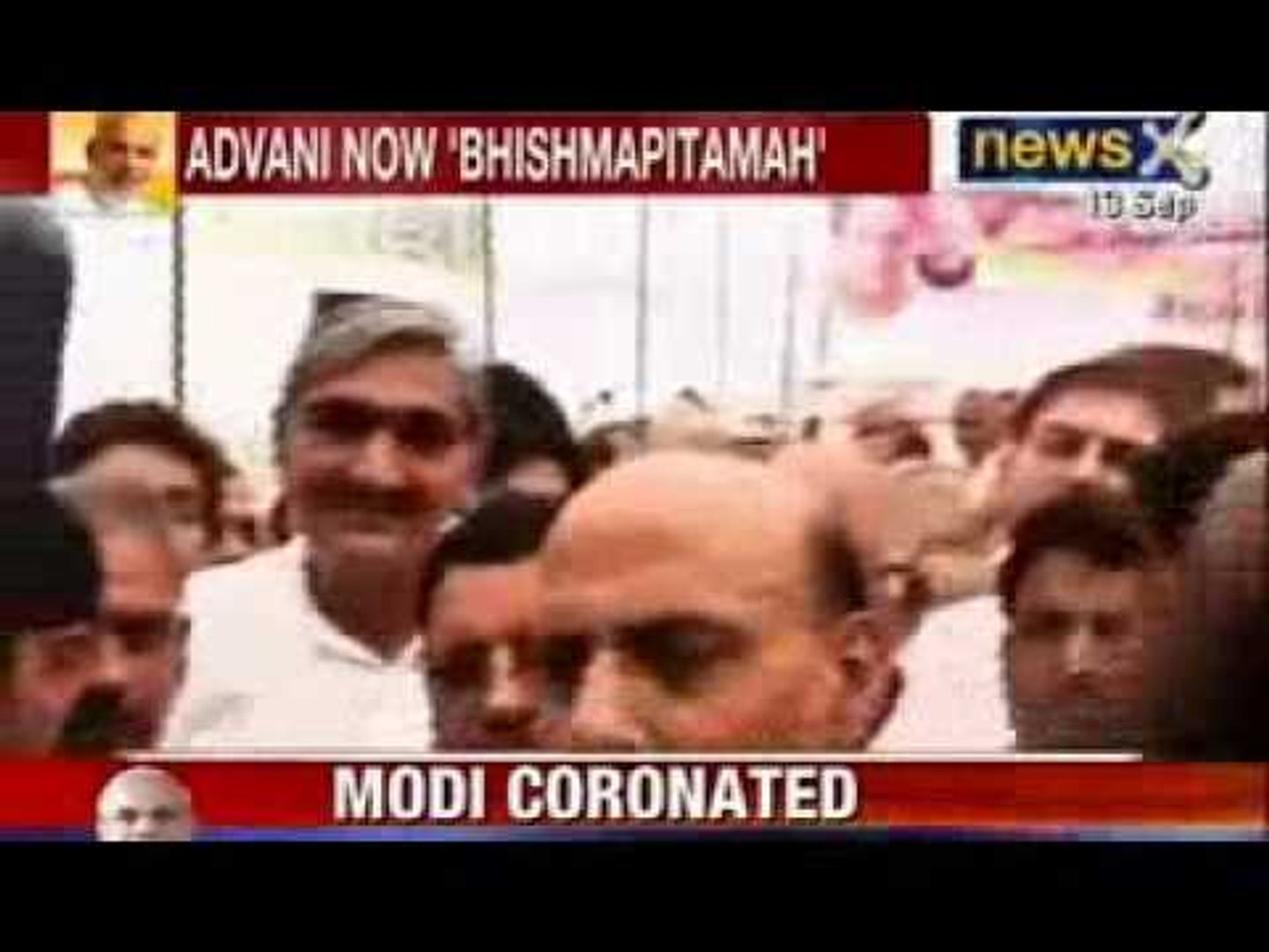 News X: Narendra Modi is Prime Ministerial candidate for 2014