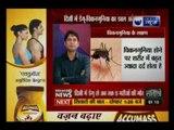 Heavy rain: Dengue, Chikungunya spreading in Delhi
