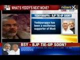 News X: Yeddyurappa intensifies efforts to return to BJP