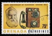 Nace Alexander Graham Bell
