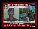 Last rites of Martyr CRPF commandant Pramod Kumar to be held in Jharkhand