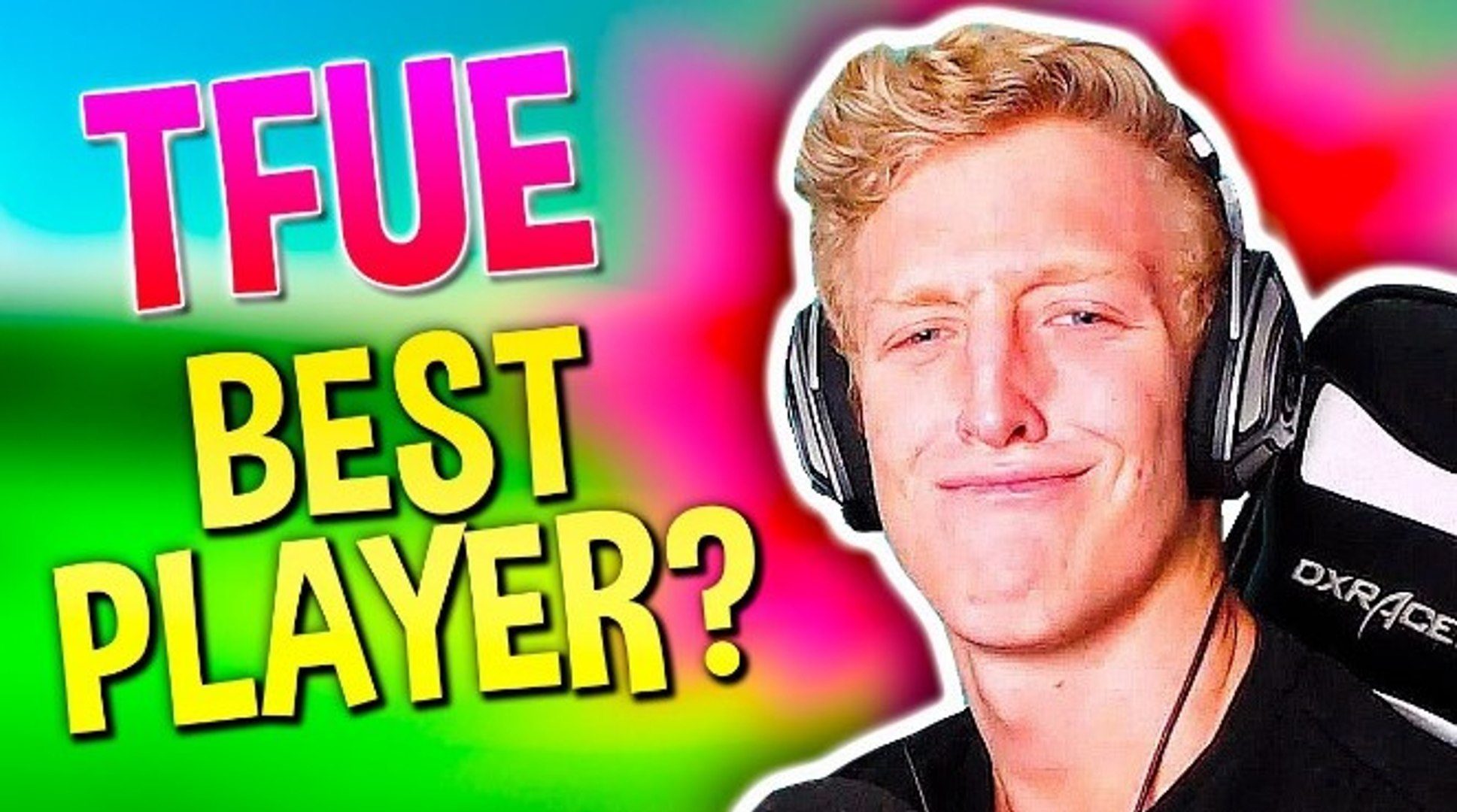 Some of the best Clips in Fortnite & Funny Moments from TFUE