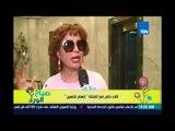 صباح الورد - الفنانة إلهام شاهين تعبير عن رضاها بمسلسل ليالي الحلمية