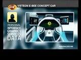 Living Cars : Visteon showcases E-BEE concept car