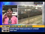 NewsX: Common Man in India hit by ever rising prices of essential commodities and Inflation