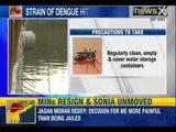 Delhi: Strain of dengue hits India