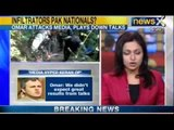 NewsX: Omar Abdullah blames Media for hyping Keran Sector Infiltration and Encounter of Terrorists