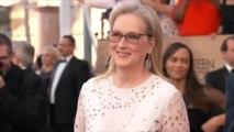 Meryl Streep est grand-mère pour la première fois !