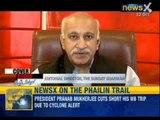 Cover story by Priya Sahgal: Politically Pranab