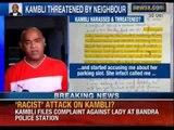 Mumbai: Vinod Kambli alleges racist slur by foreign national - News X