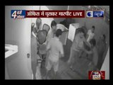 Brutality Caught on Camera: Office owner roughed up by goons in Mumbai