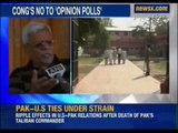 Congress asks Election Commission to ban opinion polls after poor pre-poll showing - News X