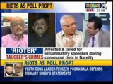 India Debate: Can political parties who court communal 'rioter' call themselves secular?