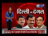 MCD elections 2017: Political parties busy campaigning while Arvind Kejriwal busy 'targetting' EC