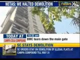 Supreme Court stays Campa Cola society demolition till May 31, to hear case next on Nov 19 - News X