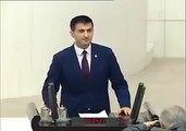 """Mehmet Ali Çelebi_""""nin Meclis deki muhteşem konuşması."""