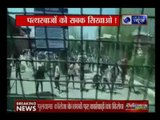 Jammu & Kashmir: Students pelt stones on Army Jawans, police in Srinagar
