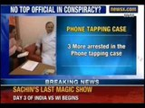 Three more arrested in Arun Jaitley phone-tapping case - NewsX