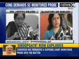 Narendra Modi aide Amit Shah accused of illegal snooping of woman for 'saheb' - NewsX