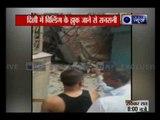 Delhi: 5-storey building collapses in Inderpuri area; many injured
