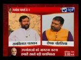 3 Years of Modi Govt: Ram Vilas Paswan in an exclusive interview with India News' Deepak Chaurasia