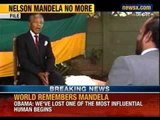 Nelson Mandela's first interview to Saeed naqvi after being released from jail in the 1990s - NewsX