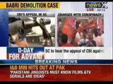 Babri Masjid demolition: Supreme Court allows CBI's plea, prepones hearing to October - NewsX