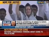 Homosexuality: Sonia Gandhi disappointed with Supreme Court verdict - NewsX