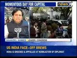 NewsX: Government or No Government ? What will happen in Delhi.