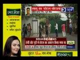 CBI raids at 12 places of Lalu Prasad Yadav and files case against him