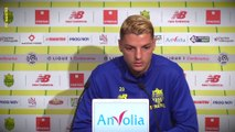 Andrei Girotto avant EA Guingamp - FC Nantes