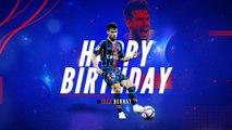 Bon anniversaire Juan Bernat !