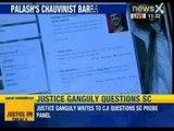 NewsX: Outrage against singer Palash Sen for sexist remarks