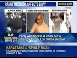 Battle for 2014: BJP to discuss ways to promote Narendra Modi's 'mission good governance' - NewsX