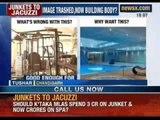 Karnataka Politician controversy: First 'Luxury Trip', now crores worth of Jacuzzi - NewsX
