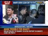 NewsX: Vinod Binny calls on Delhi Police Commissioner to discuss Somnath Bharti