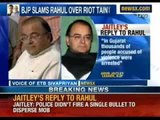 NewsX: Arun Jaitley slams Rahul Gandhi for defending Congress on 1984 Sikh Genocide