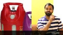 New Cooking Gas Cylinders !! HP LPG Gas   Bharat LPG Gas   Indane LPG Gas   