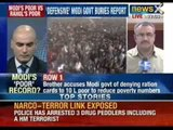 NewsX: Narendra Modi Gujarat Government says if you earn more than 11 Rs, you are not poor