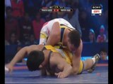 PWL 3 Day 9:Praveen Dahiya VS Praveen Rana Pro Wrestling League at season 3  Highlights