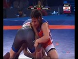 PWL 3 Day 8: Sarita VS Grigorjeva Anastasija Pro Wrestling League at season 3 |Highlights