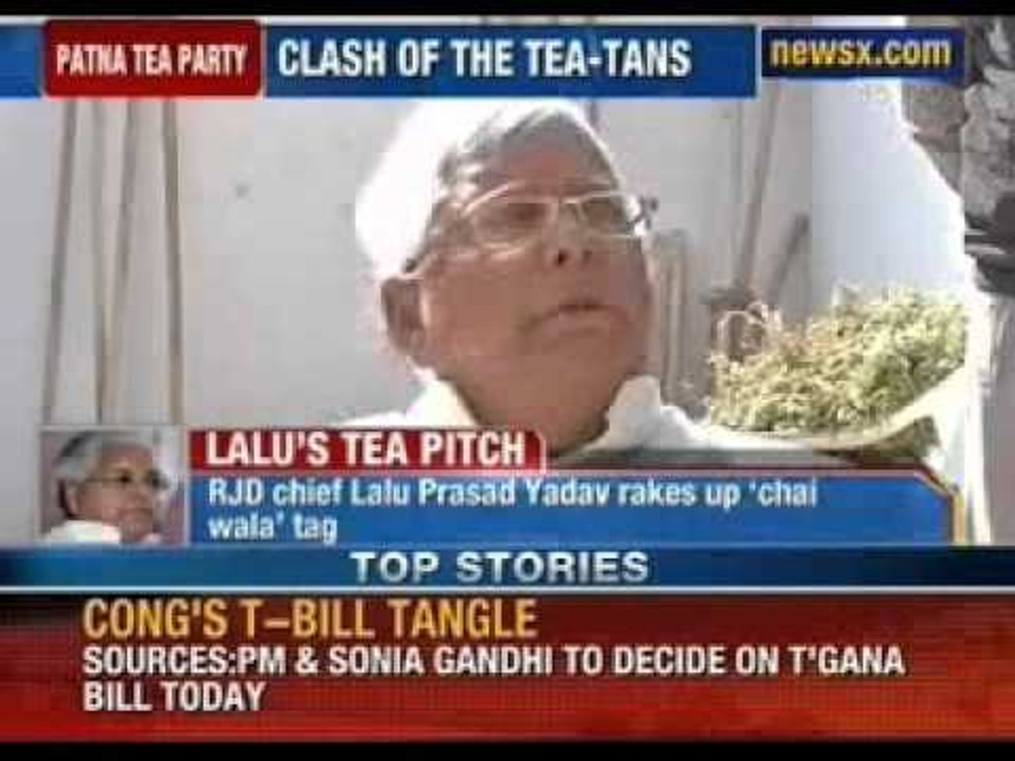 Lalu Prasad earlier attacked Narendra Modi by calling him merchant of blood